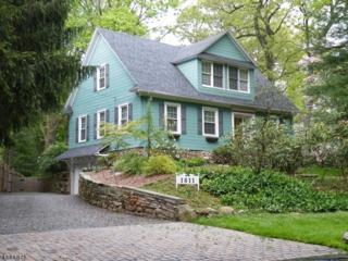 1611 Prospect Ave, Plainfield City, NJ 07060 (MLS #3361039) :: The Dekanski Home Selling Team