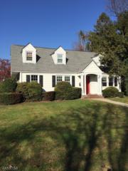 1 Alexander Ave, Nutley Twp., NJ 07110 (MLS #3361860) :: The Dekanski Home Selling Team