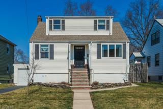 350 Pine Avenue, Garwood Boro, NJ 07027 (MLS #3369430) :: The Dekanski Home Selling Team