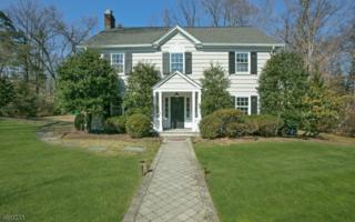 55 South Ter, Millburn Twp., NJ 07078 (MLS #3369811) :: The Dekanski Home Selling Team