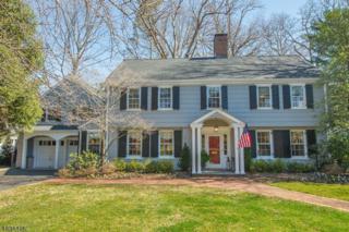 15 Chestnut Pl, Millburn Twp., NJ 07078 (MLS #3371189) :: The Dekanski Home Selling Team