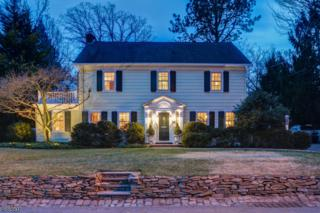 22 Hawthorne Rd, Millburn Twp., NJ 07078 (MLS #3372612) :: The Dekanski Home Selling Team