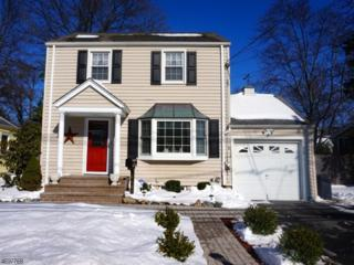 168 Central Ave, West Caldwell Twp., NJ 07006 (MLS #3372693) :: The Dekanski Home Selling Team