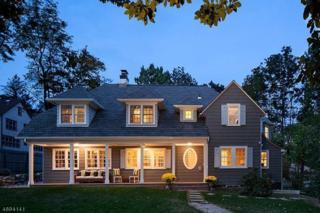 55 Curtiss Place, Maplewood Twp., NJ 07040 (MLS #3371371) :: The Dekanski Home Selling Team