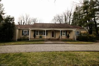 35 Old Chester Rd, Peapack Gladstone Boro, NJ 07934 (MLS #3368847) :: The Dekanski Home Selling Team