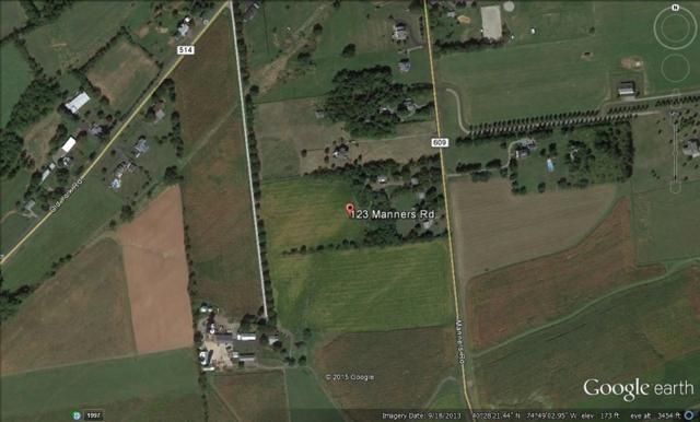 123 Manners Rd, East Amwell Twp., NJ 08551 (MLS #3252943) :: The Dekanski Home Selling Team