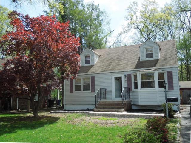 1140 Inwood Pl, Plainfield City, NJ 07062 (MLS #3294470) :: The Dekanski Home Selling Team