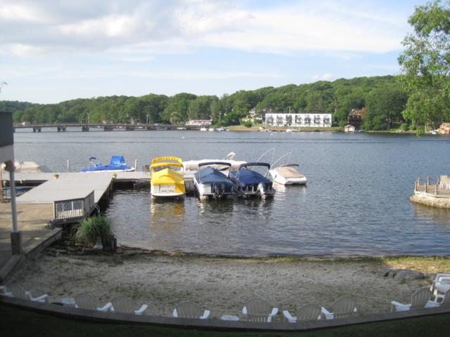 431 Lakeside Unit 6, Hopatcong Boro, NJ 07843 (MLS #3313289) :: The Dekanski Home Selling Team