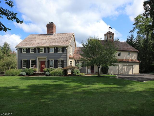 1 Barberry Row, Chester Twp., NJ 07930 (MLS #3325464) :: The Dekanski Home Selling Team