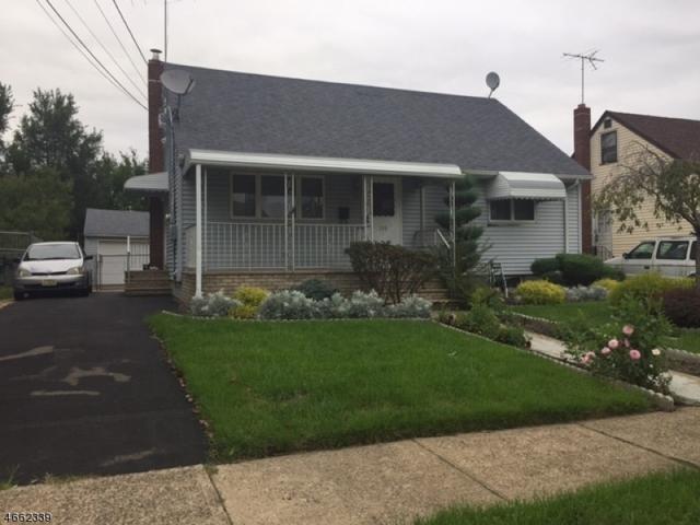 178 Sherwood Ave, Paterson City, NJ 07502 (MLS #3340445) :: The Dekanski Home Selling Team