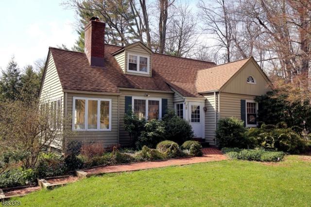 9 S Alward Ave, Bernards Twp., NJ 07920 (MLS #3341438) :: The Dekanski Home Selling Team