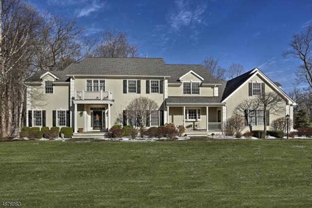 5 Rockwell Ct, Mendham Twp., NJ 07945 (MLS #3354208) :: The Dekanski Home Selling Team