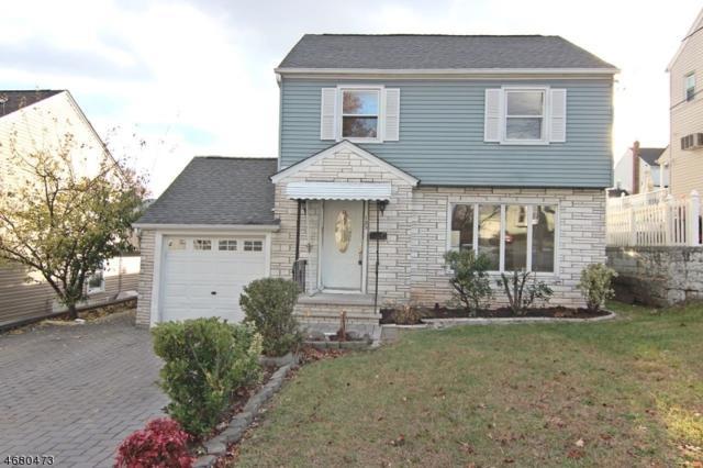 123 White Oak Ter, Belleville Twp., NJ 07109 (MLS #3357748) :: The Dekanski Home Selling Team