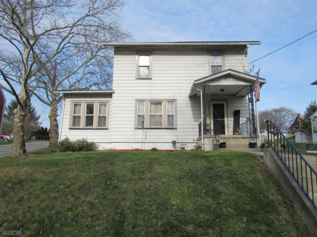 201 Pennsylvania Ave, Pohatcong Twp., NJ 08865 (MLS #3357808) :: The Dekanski Home Selling Team