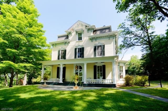 101 Oaks Rd, Long Hill Twp., NJ 07946 (MLS #3358421) :: The Dekanski Home Selling Team