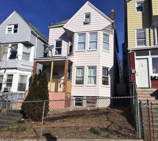 127 Park Ave, Newark City, NJ 07104 (MLS #3358733) :: The Dekanski Home Selling Team