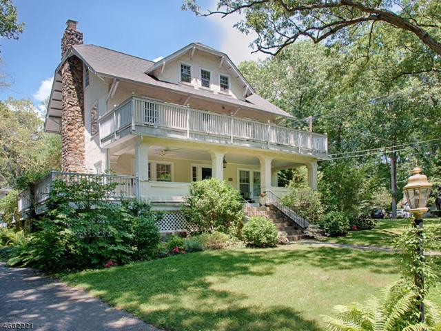 91 Kenilworth Rd, Mountain Lakes Boro, NJ 07046 (MLS #3358836) :: The Dekanski Home Selling Team