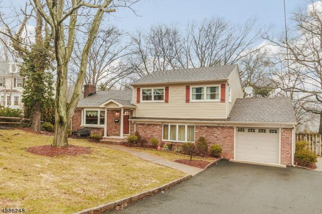 100 Woodland Ave, Westfield Town, NJ 07090 (MLS #3362266) :: The Sue Adler Team