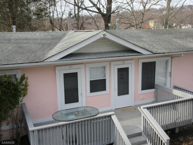 431 Lakeside Blvd, Unit 12 #12, Hopatcong Boro, NJ 07843 (MLS #3364324) :: The Dekanski Home Selling Team