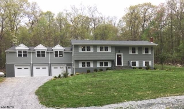 220 Hoffman Rd, Mansfield Twp., NJ 07865 (MLS #3367156) :: The Dekanski Home Selling Team
