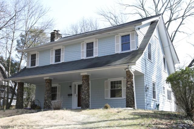 76 Gould Pl, Caldwell Boro Twp., NJ 07006 (MLS #3367753) :: The Dekanski Home Selling Team