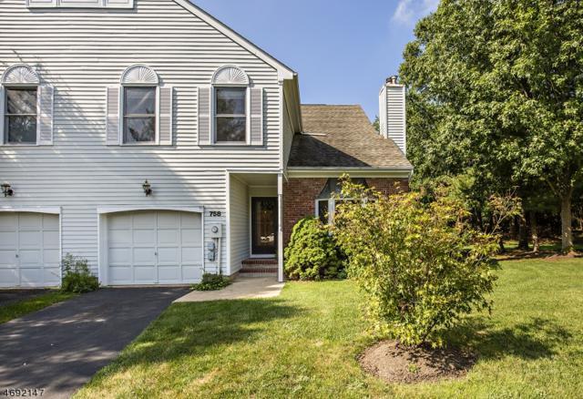 758 Vanessa Ln #758, Branchburg Twp., NJ 08876 (MLS #3367809) :: The Dekanski Home Selling Team