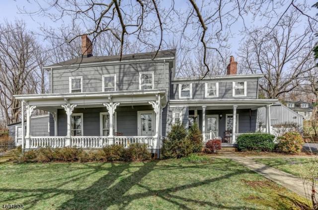 48 Sunnyslope, Long Hill Twp., NJ 07946 (MLS #3367823) :: The Dekanski Home Selling Team