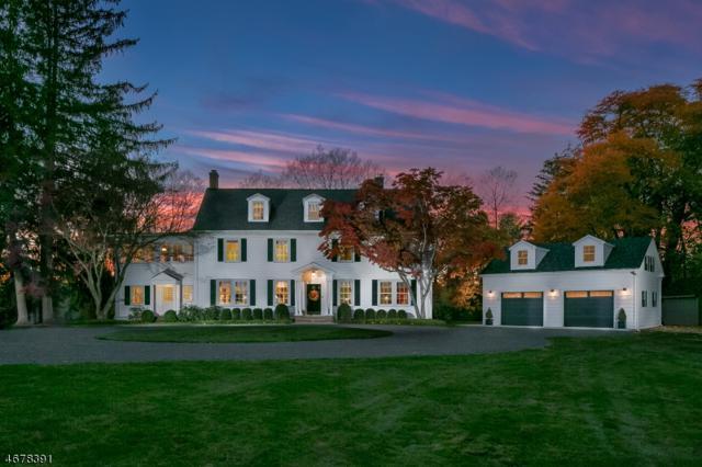 233 S Finley Ave, Bernards Twp., NJ 07920 (MLS #3369237) :: The Dekanski Home Selling Team