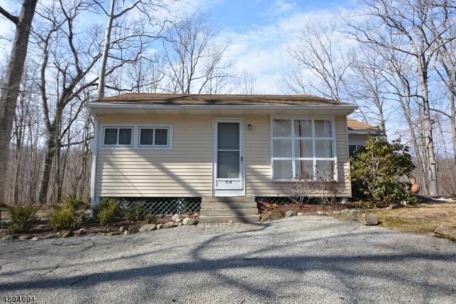 918 Morningside Dr, Stillwater Twp., NJ 07860 (MLS #3371050) :: The Dekanski Home Selling Team