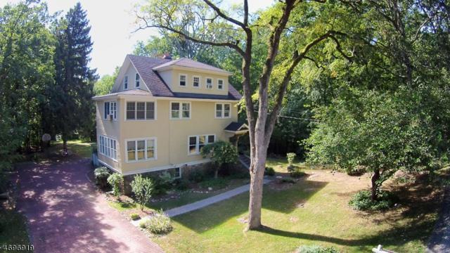 134 Morris Ave, Mountain Lakes Boro, NJ 07046 (MLS #3372044) :: The Dekanski Home Selling Team