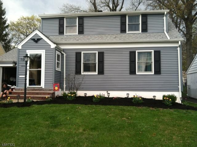 75 Ridgewood Rd, Clifton City, NJ 07012 (MLS #3372176) :: The Dekanski Home Selling Team