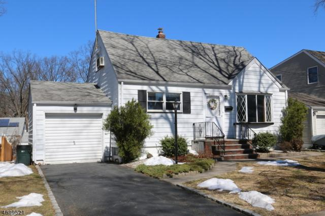 34 Filbert Ln, Union Twp., NJ 07083 (MLS #3374337) :: The Dekanski Home Selling Team