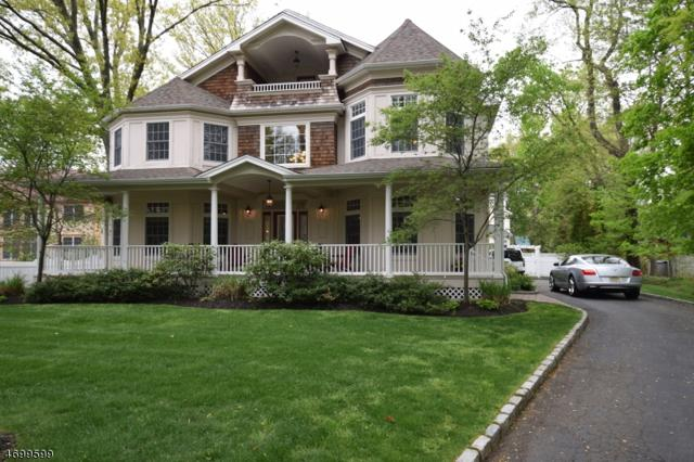 540 Woodland Ave, Mountainside Boro, NJ 07092 (MLS #3374382) :: The Dekanski Home Selling Team