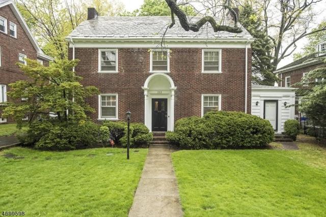 333 Centre St, South Orange Village Twp., NJ 07079 (MLS #3374597) :: The Dekanski Home Selling Team