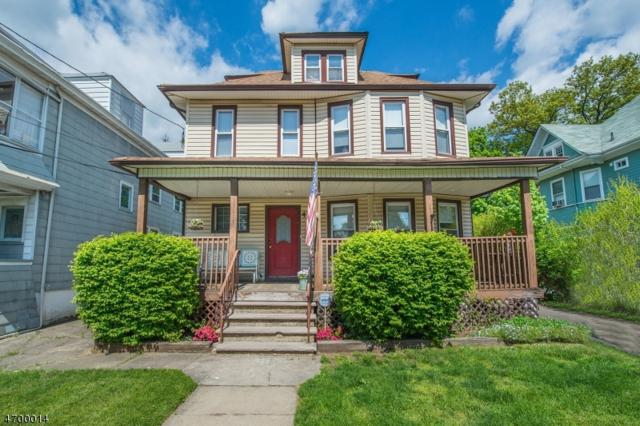 418 Passaic Ave, Passaic City, NJ 07055 (MLS #3374739) :: The Dekanski Home Selling Team