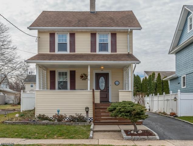 309 Hazel Ave, Garwood Boro, NJ 07027 (MLS #3375437) :: The Dekanski Home Selling Team