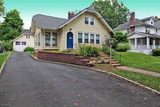 581 Westfield Ave, Westfield Town, NJ 07090 (MLS #3375699) :: The Dekanski Home Selling Team