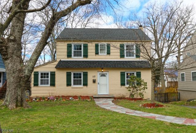 17 Lenox Ter, West Orange Twp., NJ 07052 (MLS #3376327) :: The Dekanski Home Selling Team