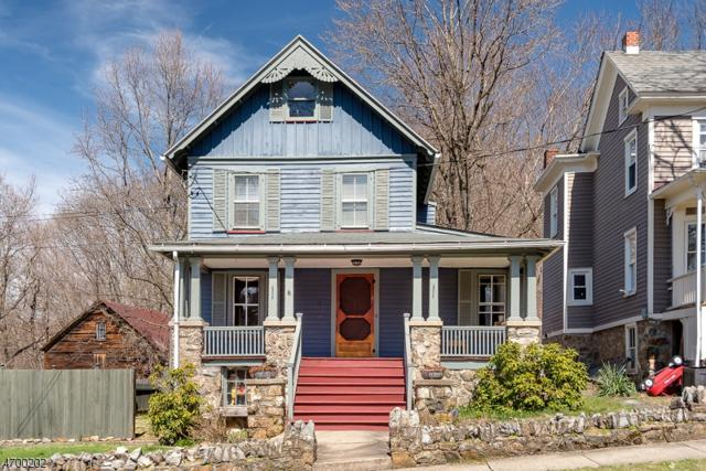 36 Main St, Califon Boro, NJ 07830 (MLS #3376663) :: The Dekanski Home Selling Team