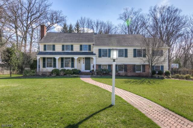 36 Dorset Ln, Millburn Twp., NJ 07078 (MLS #3376995) :: The Dekanski Home Selling Team