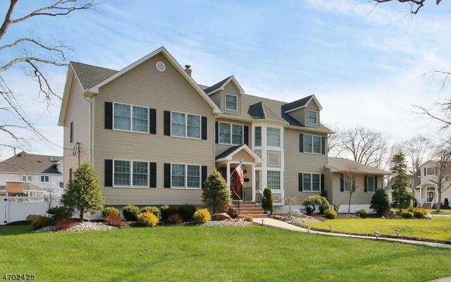 14 Stonehenge Ter, Clark Twp., NJ 07066 (MLS #3377061) :: The Dekanski Home Selling Team