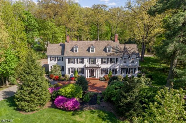 21 Normandy Pkwy, Morris Twp., NJ 07960 (MLS #3377791) :: The Dekanski Home Selling Team