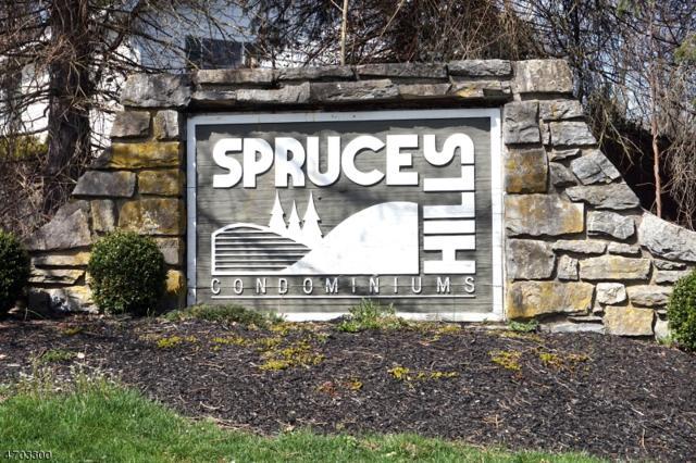 1306 Spruce Hills Dr #1306, Glen Gardner Boro, NJ 08826 (MLS #3377904) :: The Dekanski Home Selling Team