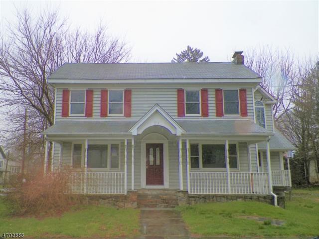 49 Center St, Bloomsbury Boro, NJ 08804 (MLS #3378911) :: The Dekanski Home Selling Team