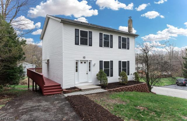 12 Helen St, Hopatcong Boro, NJ 07874 (MLS #3379106) :: The Dekanski Home Selling Team