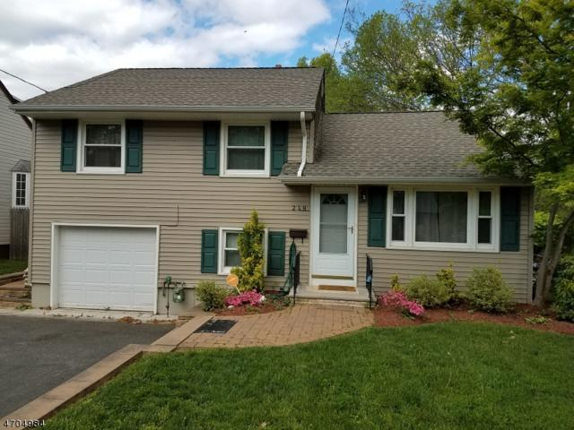 218 Madison Ave, Rahway City, NJ 07065 (MLS #3379380) :: The Dekanski Home Selling Team