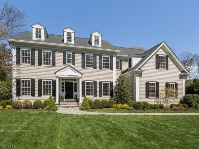 61 May Drive, Chatham Twp., NJ 07928 (MLS #3380479) :: The Dekanski Home Selling Team