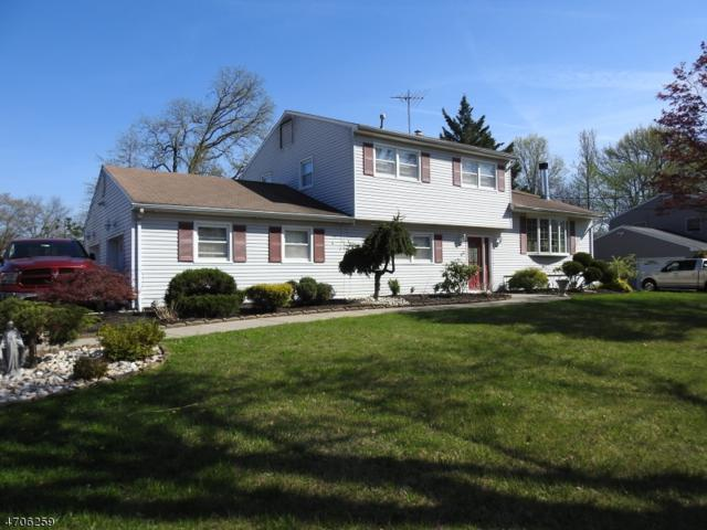 86 Tudor Dr, Clark Twp., NJ 07066 (MLS #3380602) :: The Dekanski Home Selling Team