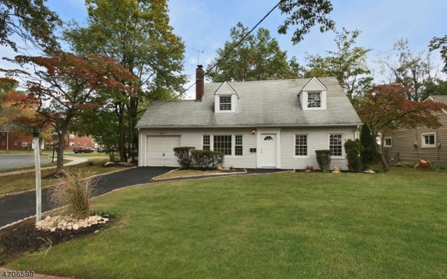 54 Leland Ave, Plainfield City, NJ 07062 (MLS #3380889) :: The Dekanski Home Selling Team