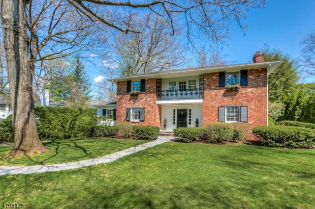 7 Portland Rd, Summit City, NJ 07901 (MLS #3380892) :: The Dekanski Home Selling Team
